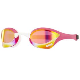 arena Cobra Ultra Mirror Occhialini rosa